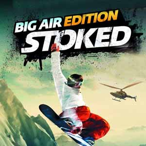 Acheter Stoked Big Air Xbox 360 Code Comparateur Prix