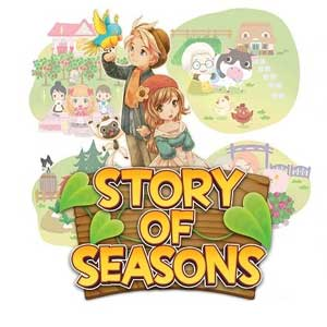 Acheter Story of Seasons Nintendo 3DS Download Code Comparateur Prix