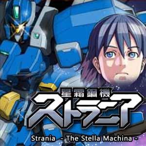 Acheter Strania The Stella Machina Clé Cd Comparateur Prix