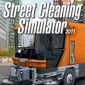 Street Cleaning Simulator 2011