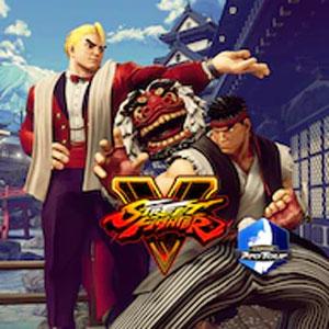 Street Fighter 5 Capcom Pro Tour 2017 Premier Pass