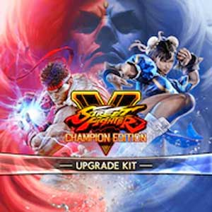 Acheter Street Fighter 5 Champion Edition Upgrade Kit PS4 Comparateur Prix