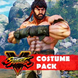 Telecharger Street Fighter 5 Costume Pack PS4 code Comparateur Prix