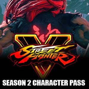Street Fighter 5 Season 2 Character Pass