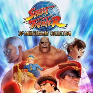 Acheter Street Fighter 30th Anniversary Collection PS4 Comparateur Prix