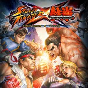 Telecharger Street Fighter X Tekken PS3 code Comparateur Prix