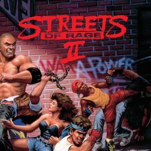 Acheter Streets of Rage 2 Clé Cd Comparateur Prix