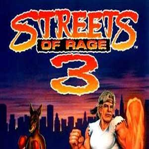 Acheter Streets of Rage 3 Clé Cd Comparateur Prix