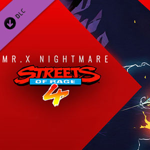 Acheter Streets Of Rage 4 Mr. X Nightmare PS4 Comparateur Prix
