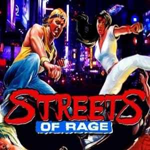 Acheter Streets of Rage Clé Cd Comparateur Prix
