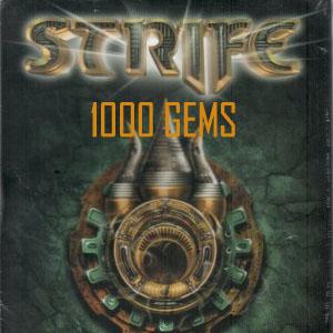 Acheter Strife 1000 Gems Gamecard Code Comparateur Prix
