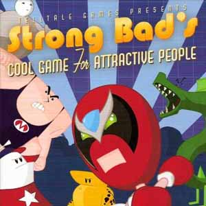 Acheter Strong Bads Cool Game for Attractive People Season 1 Clé Cd Comparateur Prix