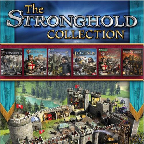 Acheter Stronghold collection Clé Cd Comparateur Prix