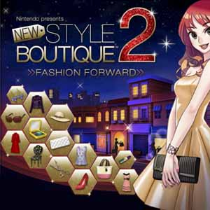 Acheter Style Boutique New 2 Fashion Forward Nintendo 3DS Download Code Comparateur Prix