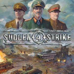 Telecharger Sudden Strike 4 PS4 code Comparateur Prix