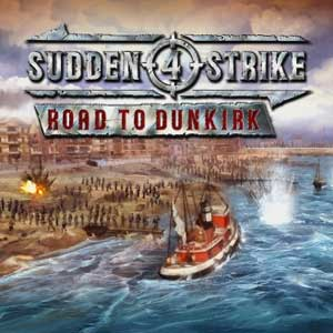 Sudden Strike 4 Road to Dunkirk