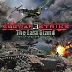 Acheter Sudden Strike The Last Stand Clé Cd Comparateur Prix