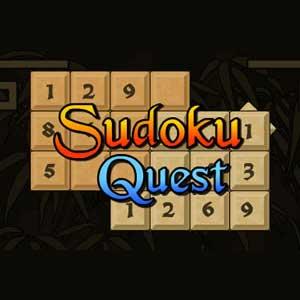Acheter Sudoku Quest Clé Cd Comparateur Prix