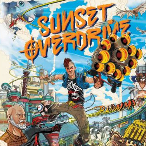 Acheter Sunset Overdrive Xbox one Code Comparateur Prix