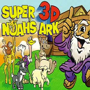 Acheter Super 3-D Noahs Ark Clé Cd Comparateur Prix