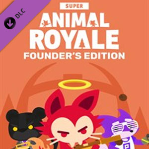 Super Animal Royale Founder's Edition DLC