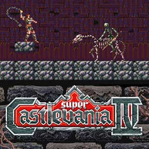 Acheter Super Castlevania 4 Wii U Download Code Comparateur Prix