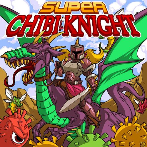 Acheter Super Chibi Knight Clé Cd Comparateur Prix