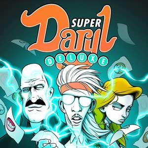 Acheter Super Daryl Deluxe Clé CD Comparateur Prix