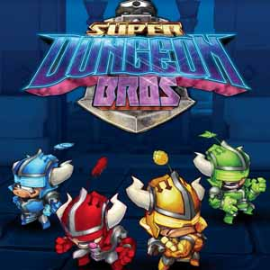 Telecharger Super Dungeon Bros PS4 code Comparateur Prix