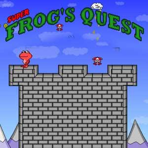 Super Frogs Quest