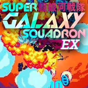 Acheter Super Galaxy Squadron EX Clé Cd Comparateur Prix