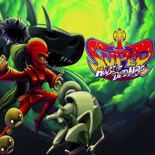 Acheter Super House of Dead Ninjas Clé Cd Comparateur Prix