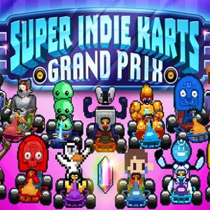 Acheter Super Indie Karts Clé Cd Comparateur Prix