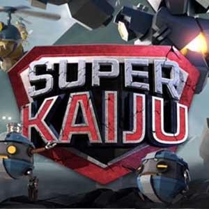 Acheter Super Kaiju Clé Cd Comparateur Prix