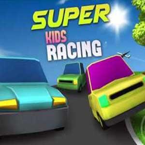 Acheter Super Kids Racing Clé CD Comparateur Prix
