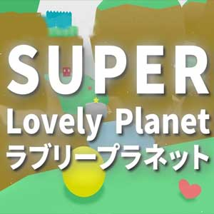 Super Lovely Planet