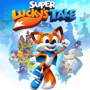 Super Lucky's Tail
