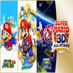 Acheter Super Mario 3D All-Stars Nintendo Switch comparateur prix