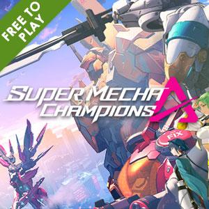 Acheter Super Mecha Champions Clé CD Comparateur Prix