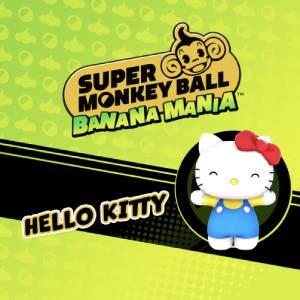 Super Monkey Ball Banana Mania Hello Kitty