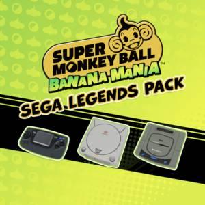 Super Monkey Ball Banana Mania SEGA Legends Pack