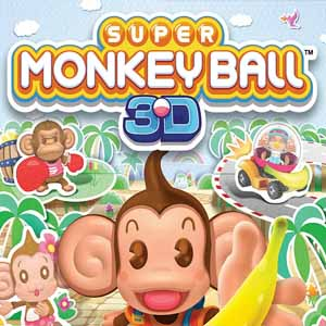 Acheter SUPER MONKEY BALL Nintendo 3DS Download Code Comparateur Prix