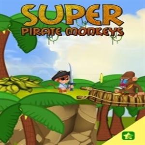 Super Pirate Monkeys