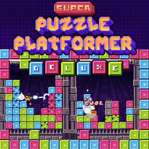 Acheter Super Puzzle Platformer Deluxe Clé Cd Comparateur Prix