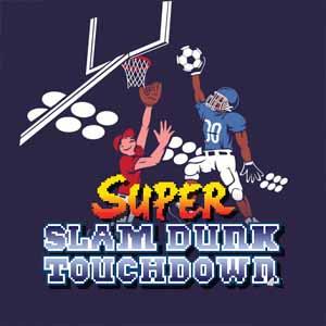 Acheter Super Slam Dunk Touchdown Clé Cd Comparateur Prix