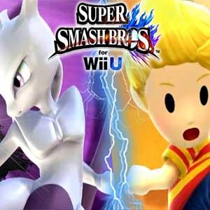 Super Smash Bros Mewtwo