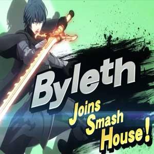 Super Smash Bros Ultimate Byleth Challenger Pack