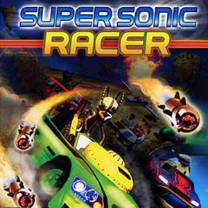 Acheter Super Sonic Racer Clé CD Comparateur Prix