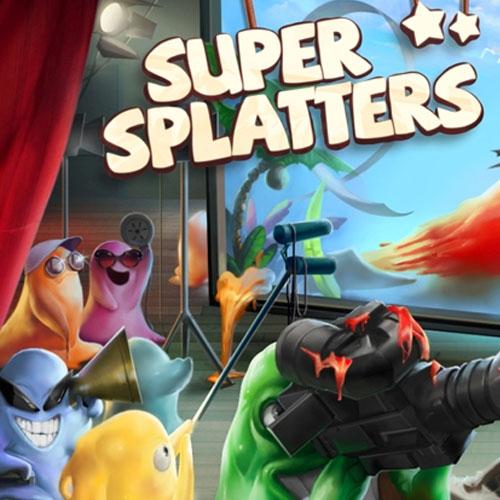 Acheter Super Splatters Clé Cd Comparateur Prix