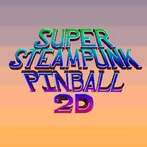 Super Steampunk Pinball 2D